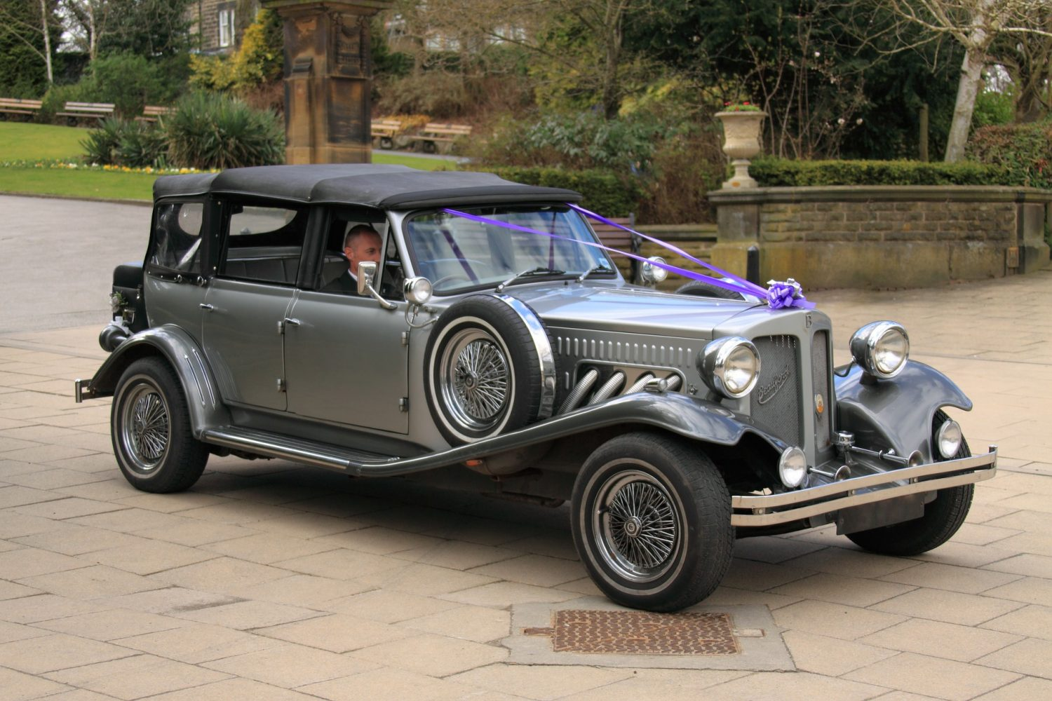 Wedding cars in Oxfordshire, Warwickshire, Buckinghamshire and Northamptonshire