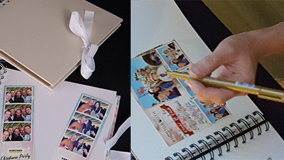 Photo Booth Guestbooks