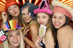 Photo Booth Hire For Proms
